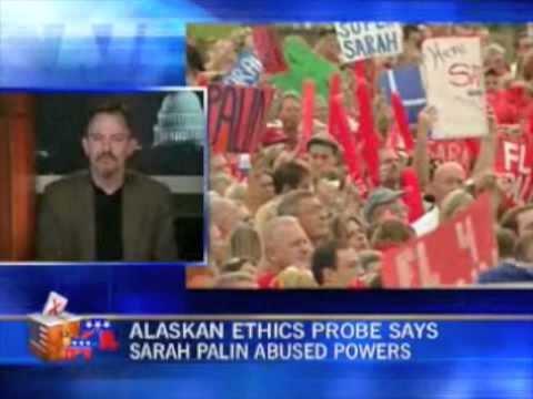 Alaskan Ethics Probe Says Sarah Palin Abused Powers: Analysi
