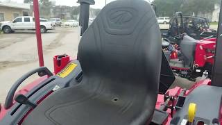 Mahindra 1533 HST tractor package