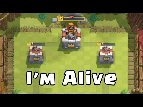Clash Royale | Most Funny Battle | Troll Battle