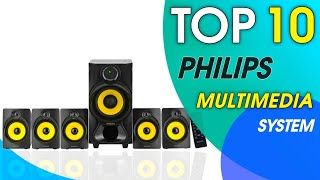 Top 10 Philips Multimedia Speakers System | Home Theater | in India 2019