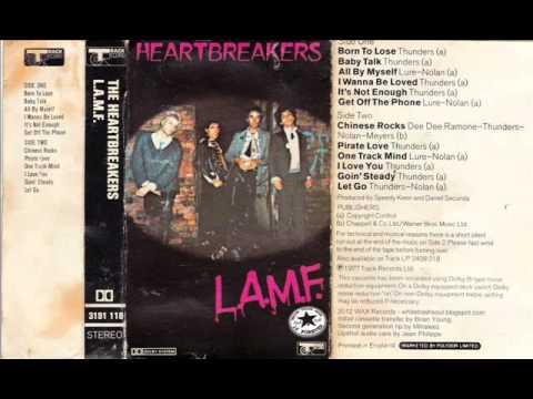 Johnny Thunders&The Heartbreakers - LAMF (full album, original cassette mix)