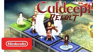 Culdcept Revolt - Multiplayer Trailer for Nintendo 3DS