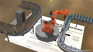 AR Desktop Manufacturing - Kinetic Vision