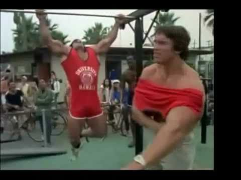 Bodybuilding - Arnold Motivation video