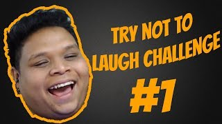 Try Not To Laugh Challenge! #1 | React