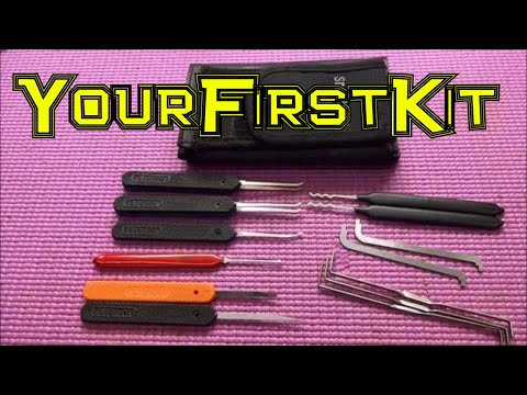 (375) Building Your First Lock Pick Kit