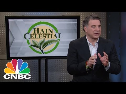 Hain Celestial Group CEO Irwin Simon: Gobbling Gains | Mad Money | CNBC