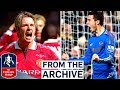 Download Manchester United v Chelsea | Beckham, Hazard or Drogba?! | Best FA Cup Goals in Mp3, Mp4 and 3GP