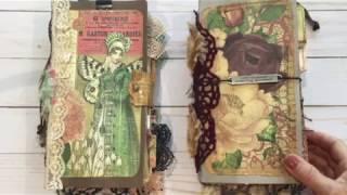 Vintage Travelers Notebooks