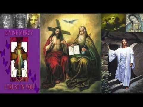 Chaplet Of Divine Mercy   Rosary In Song ~ Glorious video