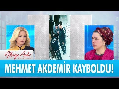 Şizofreni hastası Mehmet 14 şubat'ta İstanbul'da kayboldu - Müge Anlı İle Tatlı Sert 20 Şubat 2018