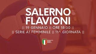 Serie A1F [11^]: Salerno - Flavioni 28-15