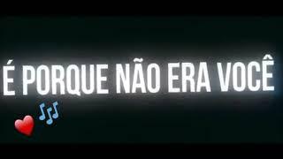 João Bosco e Vinicius ~ Não Era Você (Letra)
