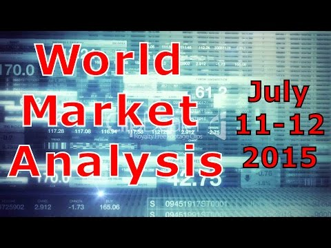 Weekend Major WORLD Market Analysis 07/11-12/2015