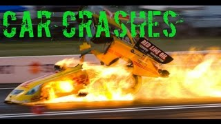 [Car Crashes] Amazing Car Crashes Compilation 2014 (MUST SEE)