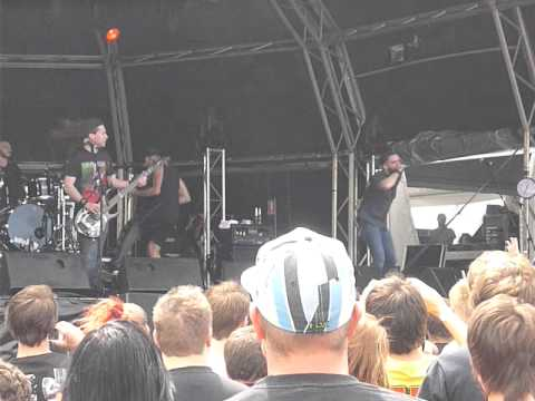 Time Of Grace - Strength In Numbers.MOV (Melbourne Soundwave 2012)