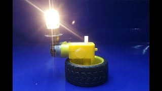 Free Energy Converter Generator , new science experiment project DIY