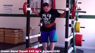 Francis Rousseau - Training 2014-05-21