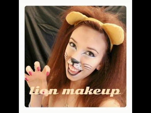 Lion Hair Tutorial Makeup Hair Tutorial