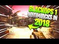 BLACK-OPS 1 IN 2018 WITH MOD MENUS (Firehawk Non-Host)