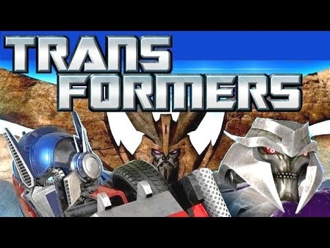 Transformers Prime - televisions series game - part 3 - Transformers optimus prime (Videogame)