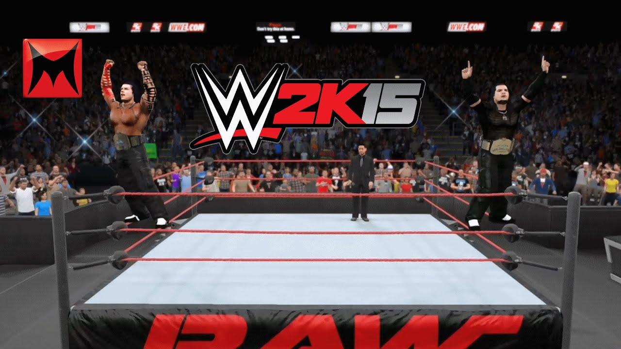 Jeff Hardy Wwe Wwe 2k15 Jeff Hardy Matt Hardy