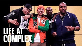 N.O.R.E. HAS A NEW SHOW! | #LIFEATCOMPLEX