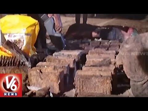 Old LTTE Ammunition Dump Unearthed In Rameswaram | Tamil Nadu | V6 News