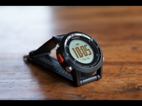 GARMIN Fenix Features hands-on