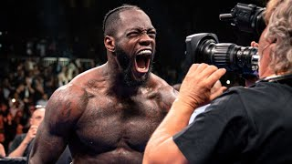 Did Wilder Really Get $10 Mil To Fight Breazeale? He Says The Pressure's On Joshua 🤔😲