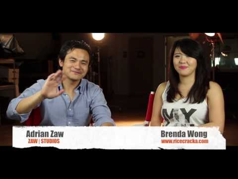 """Quarter Life Crisis"" Host Brenda Wong Interview"