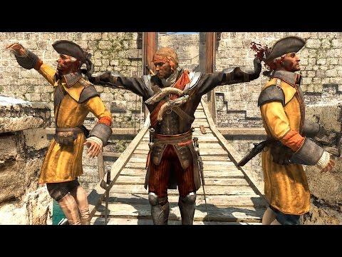 Assassin's Creed Black Flag Pirate King Combat & Free Roam Ultra GTX 980