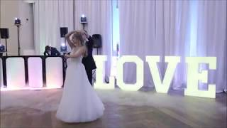 Maciek + Esia | First dance | Calum Scott, Leona Lewis - You Are The Reason