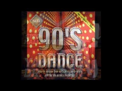 90s Best Dance Hits Mix by Dj Shamir - TETA