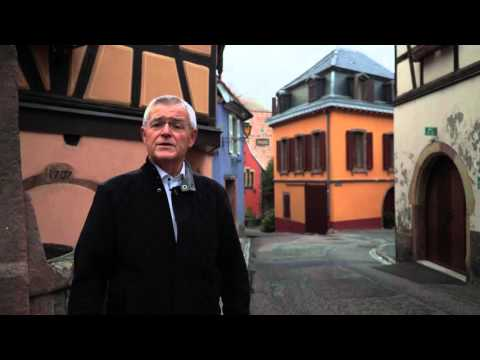 Lucien Muller, conseiller départemental du canton de Wintzenheim