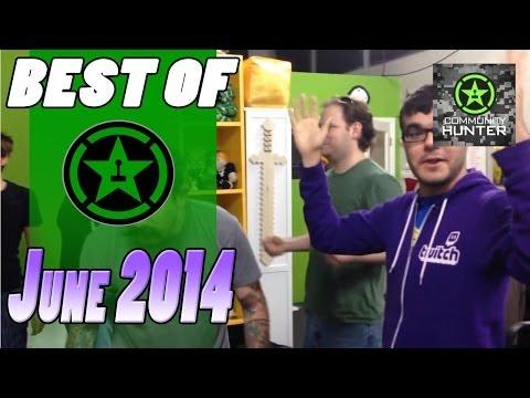 Best of... Achievement Hunter June 2014
