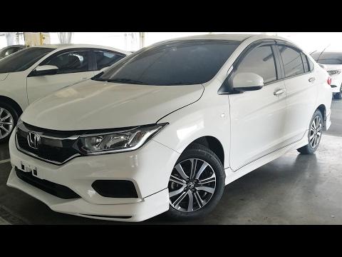 Honda City 2017 รุ่น V+