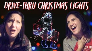 Mom Takes the Kids to See the Christmas Lights  | Mom Vs | Well Done