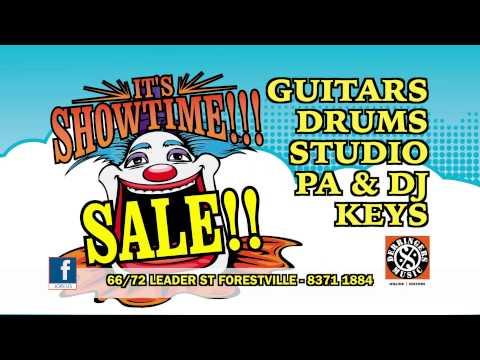 ShowTime Sale 2014 Derringers Music