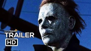 HALLOWEEN KILLS & HALLOWEEN ENDS Teaser Trailer (2020) Michael Myers, Horror Movie HD