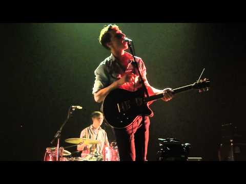 Zulu Winter - People That You Must Remember (live) - Brixton Academy, London, 8 June 2012