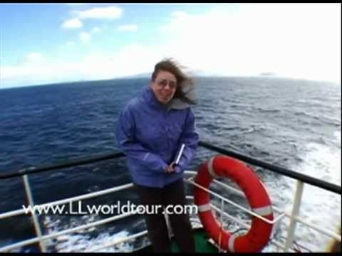 Navimag Boat Cruise in Patagonia, Chile
