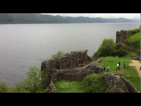 Cinematic Scotland's Brave Tour: Urquhart Castle
