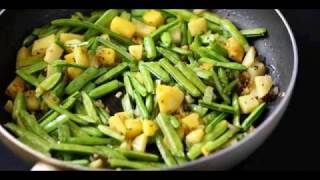 phali aloo sabji/ फायदे हाई बीपी से बचाव / vitaminK vitamin C vitamin A सेहद बहेतरीन बनाए