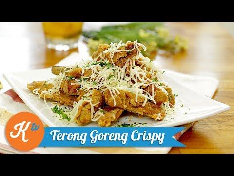 Resep Terong Goreng Crispy