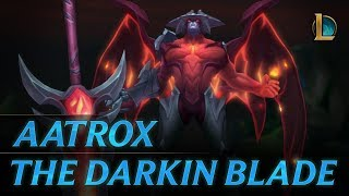 Aatrox: The Darkin Blade | Champion Trailer - League of Legends