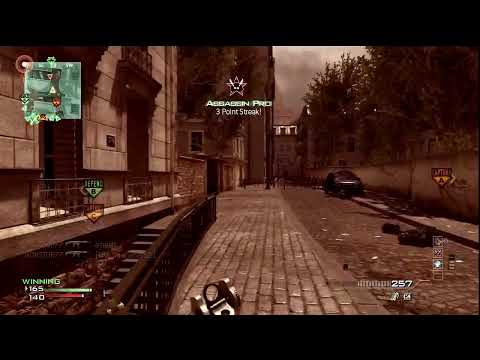 92-9 Double Moab - MW3 Frustrations