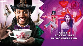 Mad Hatter Dance Off – The Royal Ballet vs ZooNation