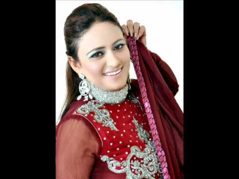Way Sajna, Mara Nal Nach La Song : Shazi Awan (singer & Model) (riz) video
