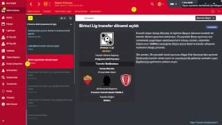 Football Manager #1